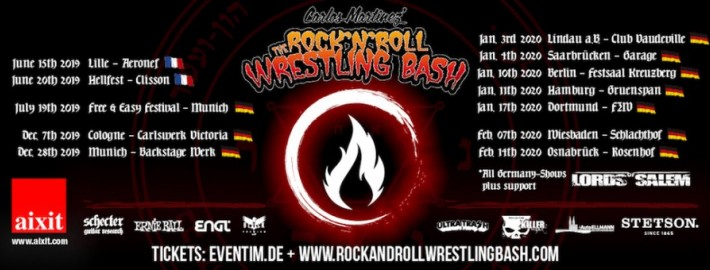 02 07 Rock n' Roll Wrestling