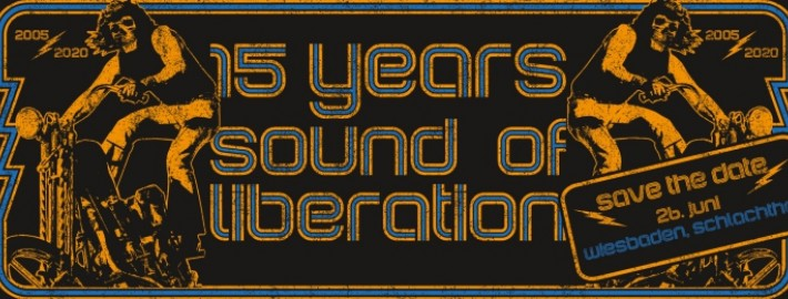06 26 15 Years Sound Of Liberation